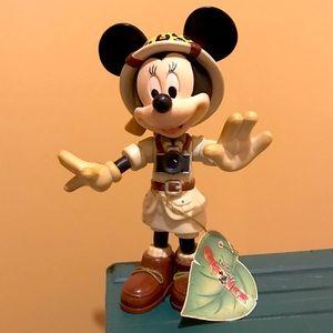 Disney | Safari explorer Minnie Mouse vinyl figure